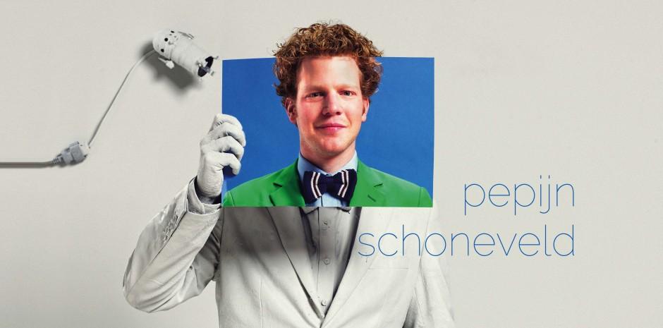 Pepijn Schoneveld - Photo Ruud Baan - liggend + tekst