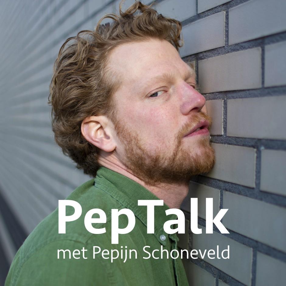 PepTalk Podcast met Pepijn Schoneveld