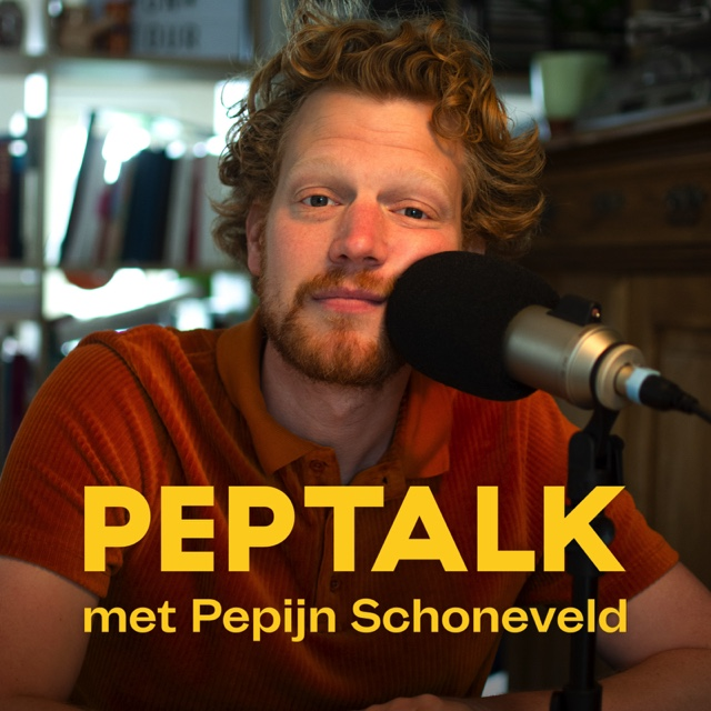 PepTalk cover klein